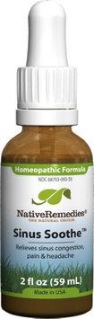 Native Remedies NativeRemedies Sinus Soothe Homeopathic Liquid, 2 Fl Oz