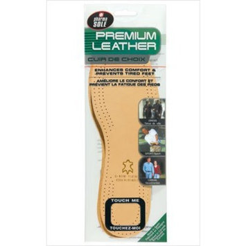 Moneysworth & Best Premium Leather Insoles