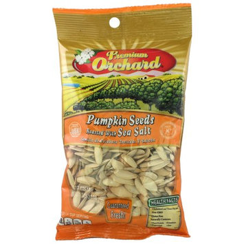 Mixed Nuts Inc PUMPKIN SEEDS ROASTED & SALTED 3oz