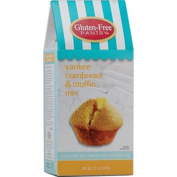 Gluten Free Pantry Cornbread / Muffin Mix, Wheat-Free 12 oz. (Pack of 6)