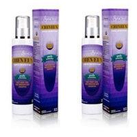 CHEVEUX Hair Loss Shampoo for Men & Women – Hair Regrowth & Grey Hair Prevention Scalp Treatment – Anti Hair Loss – Soft for all types – Cool Formula 200 ml 6.7Oz (2 Bottle)