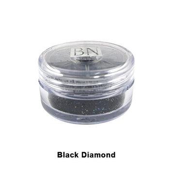 Sparklers Loose Glitter, Black Diamond