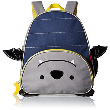 Zoo Toddler Backpack Bat, 12