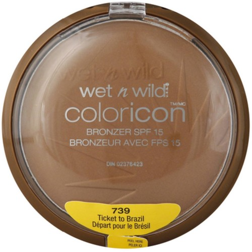 Wet n Wild Color Icon Collection Bronzer