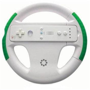 Memorex 98448 Nintendo Wii (tm) Racing Wheel (green)