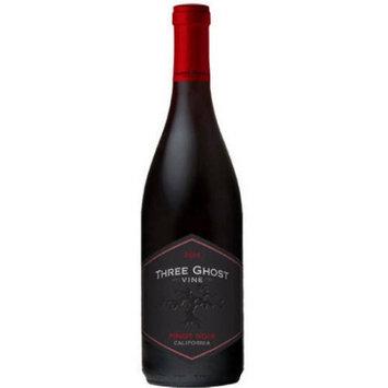 3 Ghost Vine Pinot Noir Wine, 750 mL