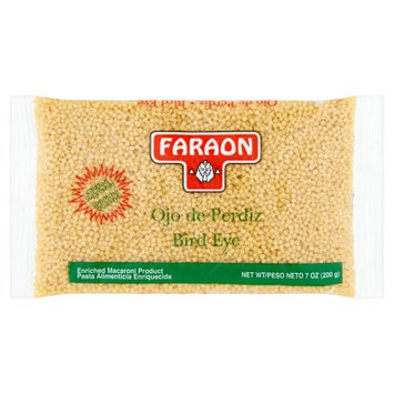 Faraon Foods Faraon Bird Eye Macaroni, 7 oz