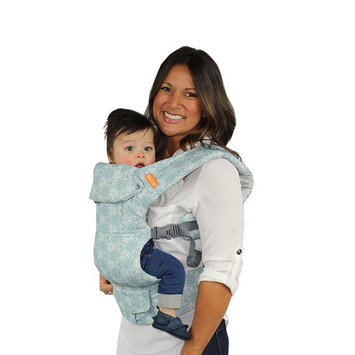 Baby Carrier- Turbine Gemini - Mesh Multi-Position Soft Structured Sling w/Adjustable Straps by Beco Comfort Padding for Infant/Toddler Hip Support Carry Your Baby on The Front or wear as a Backpack