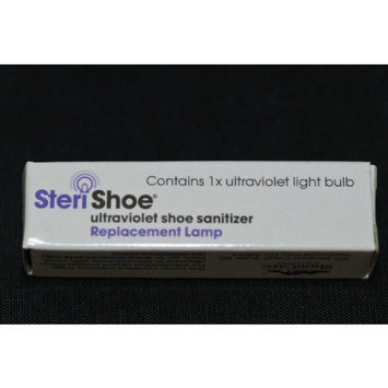 Replacement Lamp for the original SteriShoe® Ultraviolet Shoe Sanitizer (not the SteriShoe+)