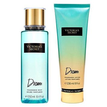 Victoria's Secret Dream Fragrance Mist and Lotion Set