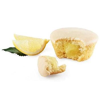 Katz Gluten Free Lemon Crème Filled Cupcakes | Dairy, Nut, Soy & Gluten Free | Kosher 7 Oz