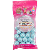 Men's Shimmer Blue Gumballs - Blue