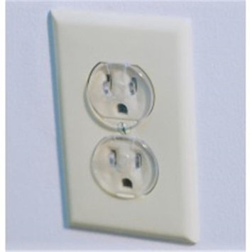 Jool Baby Products EOC-132 Ultra Clear Outlet Protectors - Pack of 32