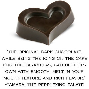 Fine, Artisanal, Vegan Chocolate Gift: Amore di Mona 24 Piece Connoisseur Collection: Made Pure & Simply with Premium Ingredients That Are All Natural, Non-GMO, Kosher, Gluten, Soy, Sesame & Nut Free
