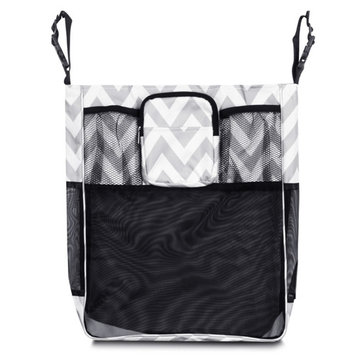 Zodaca Baby Cart Strollers Bag Buggy Pushchair Organizer Basket Storage Bag for Walk Shopping