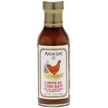 Maggie Gin 35309 Chinese Chicken Salad Dressing - Pack of 6
