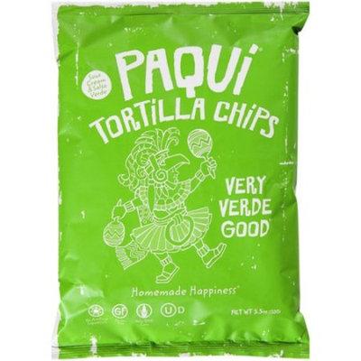 Generic Paqui Very Verde Good Tortilla Chips, 5.5 oz