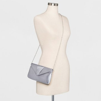 Estee & Lilly Women's Wristlet Handbag - Pewter