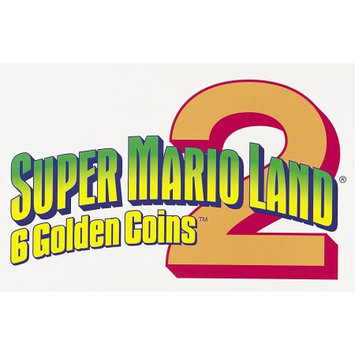 Nintendo Super Mario Land 2 6 Gold Coins 3DS (Email Delivery)