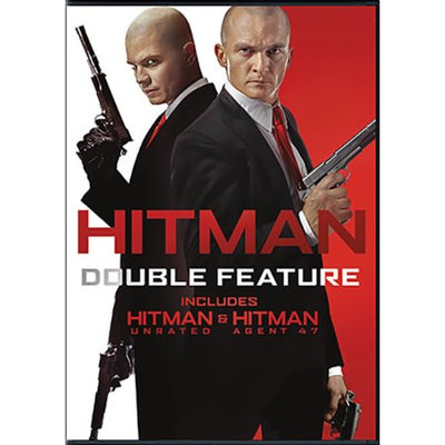 20th Century Fox Twentieth Century Fx Hitman Agent 47 + Hitman Doub Dvd+dc Df
