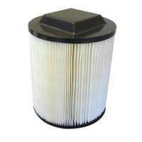 GK MicroPlus For Ridgid VF4000 1 Layer Standard Pleated Cartridge Wet & Dry Filter, Pack of 8