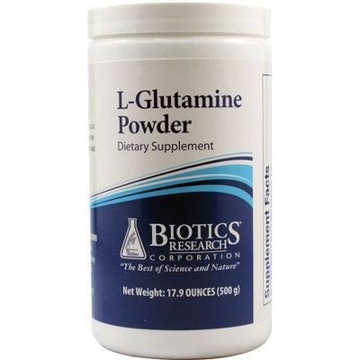 Biotics Research - L-Glutamine Powder - 500 Grams