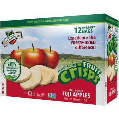 Brothers All Natural Brother's All Natural Fruit Crisps Fuji Apple Fuji Apple - 12 Bags