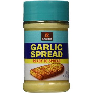 Lawry's Garlic Spread, 6 OZ (Pack of 2)