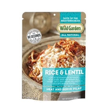 Wild Garden Rice and Lentil Palif, 8.8 OZ (Pack of 2)