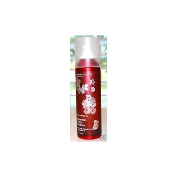 Bath & Body Works® Japanese Cherry Blossom Foaming Shower Mousse with Jojoba Oil