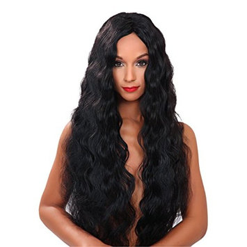 Body Wave Brazilian Virgin Remy 100% Unprocessed Human Hair Extensions Weft Weave 6 Bundles + Free Closure - Sew In or Glue In []