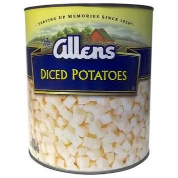 Sager Creek Vegetable Company Allens Diced Potatoes 102oz