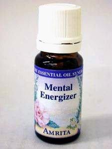 Mental Energizer 10 ml by Amrita Aromatherapy