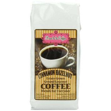 Brew La La Cinnamon Hazelnut Coffee,12oz [Cinnamon Hazelnut]