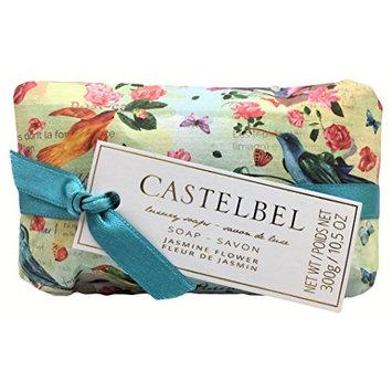 Castelbel Porto Jasmine Flower Moisturizing Luxury Soap 10.5 ounces