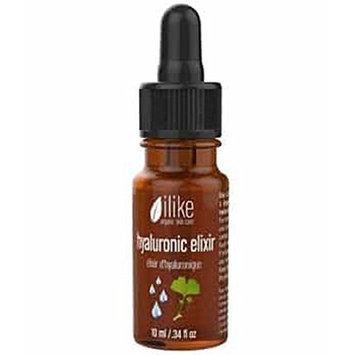 ilike Organic Skin Care Hyaluronic Elixir