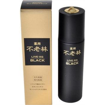 Shiseido Live-XG BLACK Hair Tonic for Men Medicated Flowline 200ml