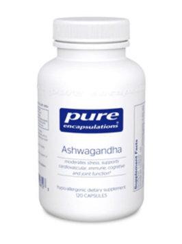 Pure Encapsulations - Ashwagandha 500 mg 120 vcaps ASH1 NNE Exp.9.18+ SD