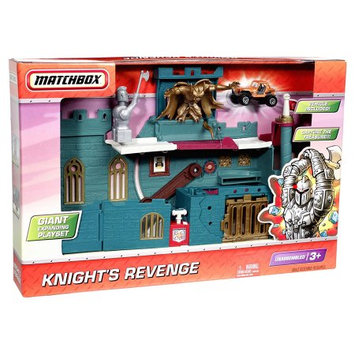 Mattel Matchbox Knight's Revenge Giant Expanding Playset - Vehicle Included