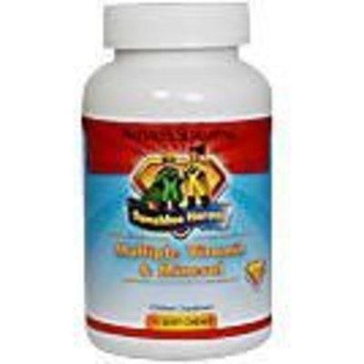 Sunshine Heroes Multiple Vitamin & Mineral -90 Soft Chews [1]