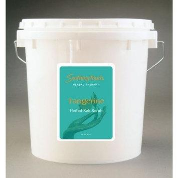 Soothing Touch Tangerine 1 Gallon Salt Scrub