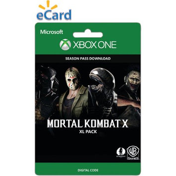 Incomm Mortal Kombat XL Season Pass (Xbox One) (Email Delivery)