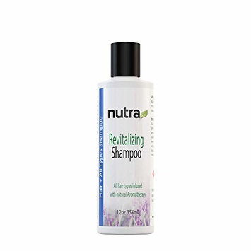 Revitalizing Shampoo Nutra Health 12 oz Liquid
