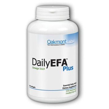 Oakmont Labs Daily EFA Plus 90 gels