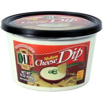 La Banderita® Ole⠢ Medium Cheese Dip, 16 oz