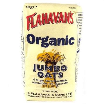 Flahavan's - Organic Jumbo Oats - 1kg