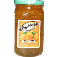 T J Blackburn Syrup Works Inc Blackburn's Orange Marmalade Jar 12/10 oz