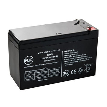APC Smart 450Net-RBC-5HC 12V 9Ah UPS Battery - This is an AJC Brand® Replacement