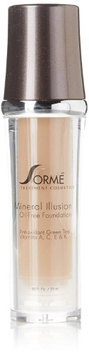 Sorme Cosmetics Sorme Mineral Illusion Oil Free Luminous Foundation Collection-Honey