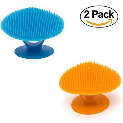DierCosy Shampoo Brush (2-Orange+Blue)